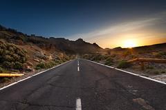 Desert road [EXPLORED 30.05.2013 - Best Rank # 176] photo by www.samuel-berthelot.com