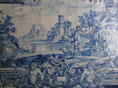 Tile Museum - Lisbon - Presenting five centuries of decorative ceramic tiles or azulejos, tracing the history and production of the art form. photo by Antónia Lobato