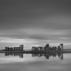 Western Harbour mono photo by Zou san