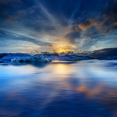 Glacier Lagoon photo by Snorri Gunnarsson