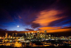 Cold Front Part 2 photo by Brett Abernethy(A Calgary Night Photographer)
