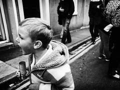 Angry Kid photo by Ross Magrath