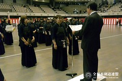 The 17th All Japan Women's Corporations and Companies KENDO Tournament & All Japan Senior KENDO Tournament_026