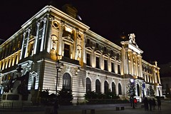 The National Bank of Romania, Bucharest - Historical Monument photo by Ramona R*** - Visual Metaphors