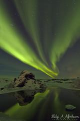 Lake Myvatn photo by Helgi Arnar
