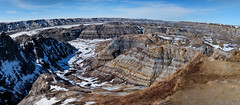 Horse Thief Canyon in the Badlands {Explored} photo by Garry9600
