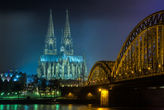 Cologne Cathedral in HDR photo by w4nd3rl0st (InspiredinDesMoines)