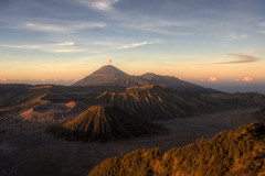 morning at bromo java photo by mariusz kluzniak