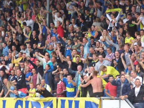 9546089584 d98d792e71 SC Cambuur Leeuwarden   FC Groningen 4 1, 17 augustus 2013