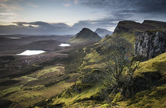 Quiraing, Trotternish Ridge, Skye photo by Belhaven2011