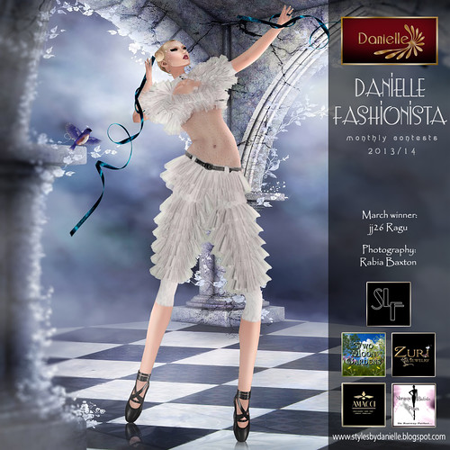 Danielle Fashionista 2013/14 March winner jj26 Ragu