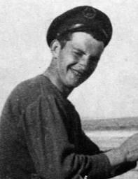 RFM - Lucien Bernier, Mort pour la France dans les Vosges (compagnon de la Libération)