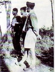 1944 - Italie- BM 4 - Philippe Fratacci, Pierre Robédat, Henri Beaugé- source  20 ans en 1940 de Henri Beauge