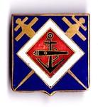 1er RA- Insigne - Col B. Bongrand Saint Hillier