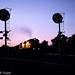 ELPI-B at sunset