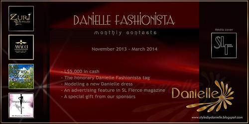 Danielle Fashionista 2013/14