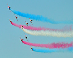 Red Arrows photo by littlestschnauzer