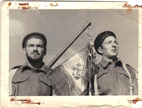 RFM- 1942 - BFM en Libye - Fonds H. Fercoq