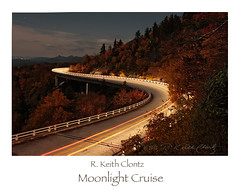 Moonlight Cruise (on the Blue Ridge Parkway) photo by R. Keith Clontz
