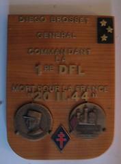 Brosset - Hommage de Clapel - Col. Blandine Bongrand Saint Hillier