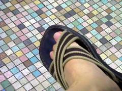 Mosaic Foot