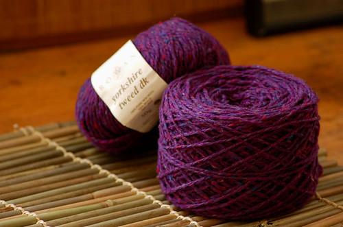 Yorkshire Tweed DK (Revel)