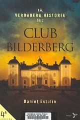 El club Bilderberg portada libro