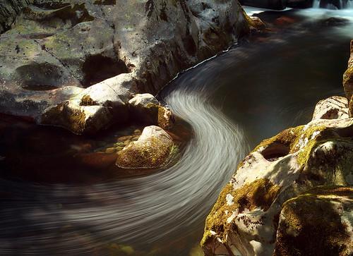 Flowing Foam