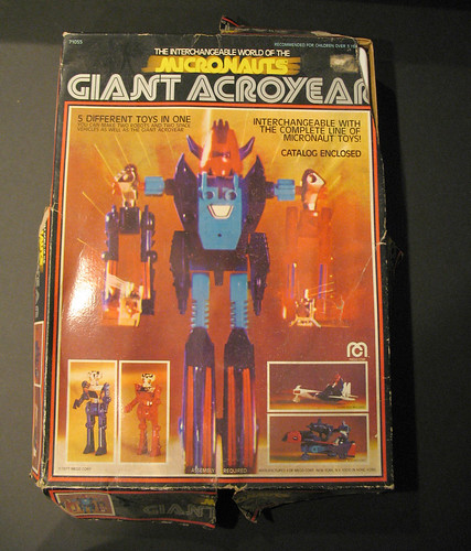 Part of my haul: Giant Acroyear