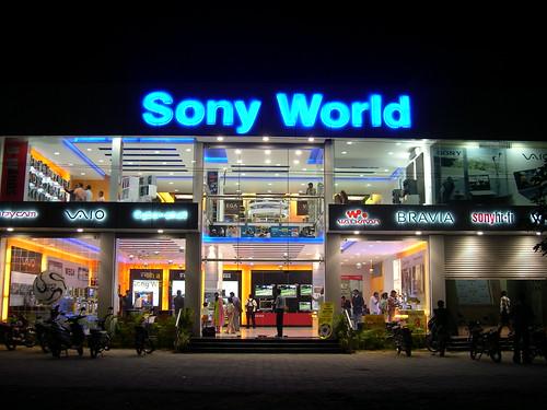 Sony World, Velachery