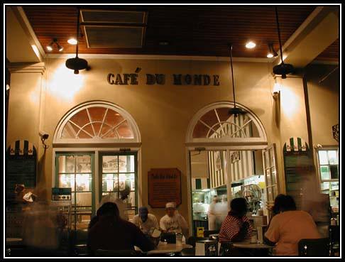 Cafe Du Monde #1