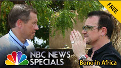 Bono in Africa 1