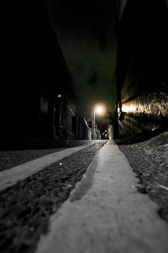 Back Alley #1