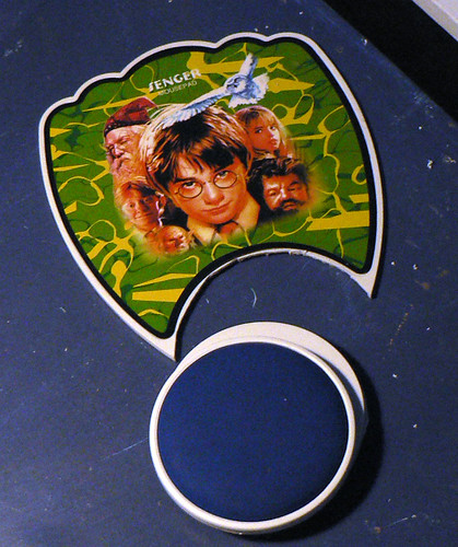 Potter Mousepad