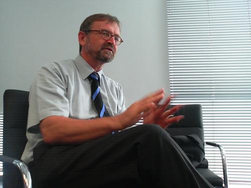 Dr Winfried Scherle