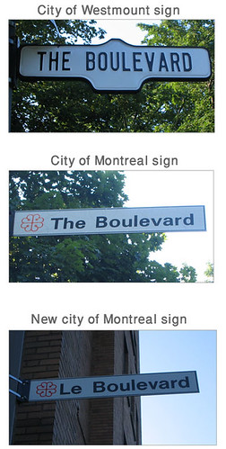 The_Boulevard_street_sign_Montreal