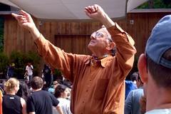 Silvio at Stern Grove