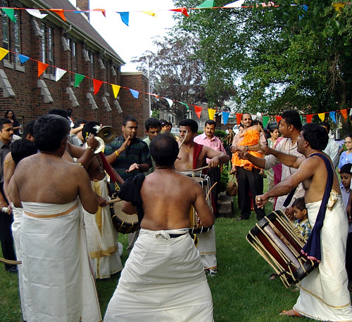 Feast of St. Thomas Drummers