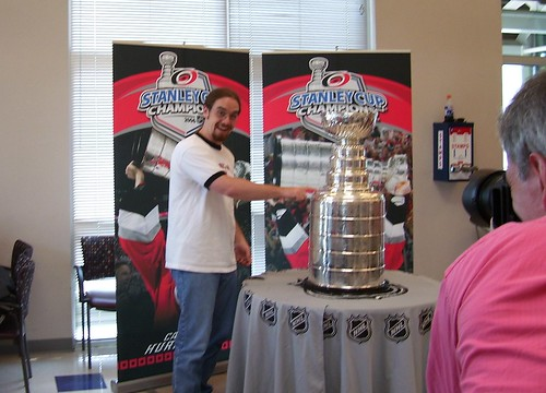Me and the Cup