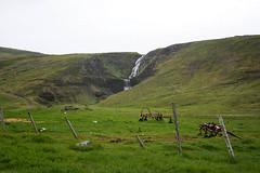 Waterfall near Ólafsvík