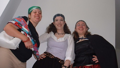 friendly pirates