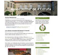 Blog del Museo Militar de A Coruña