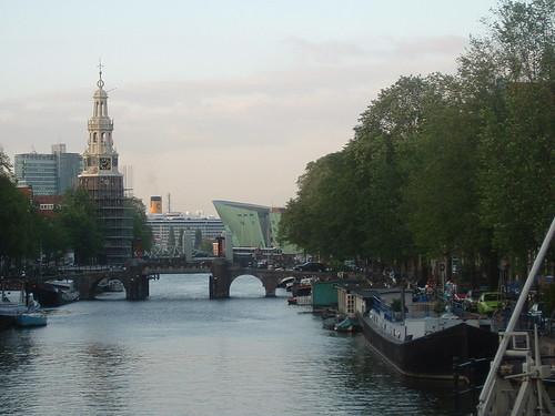 Amsterdam su puerto