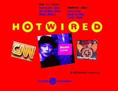 Hotwired late 1995
