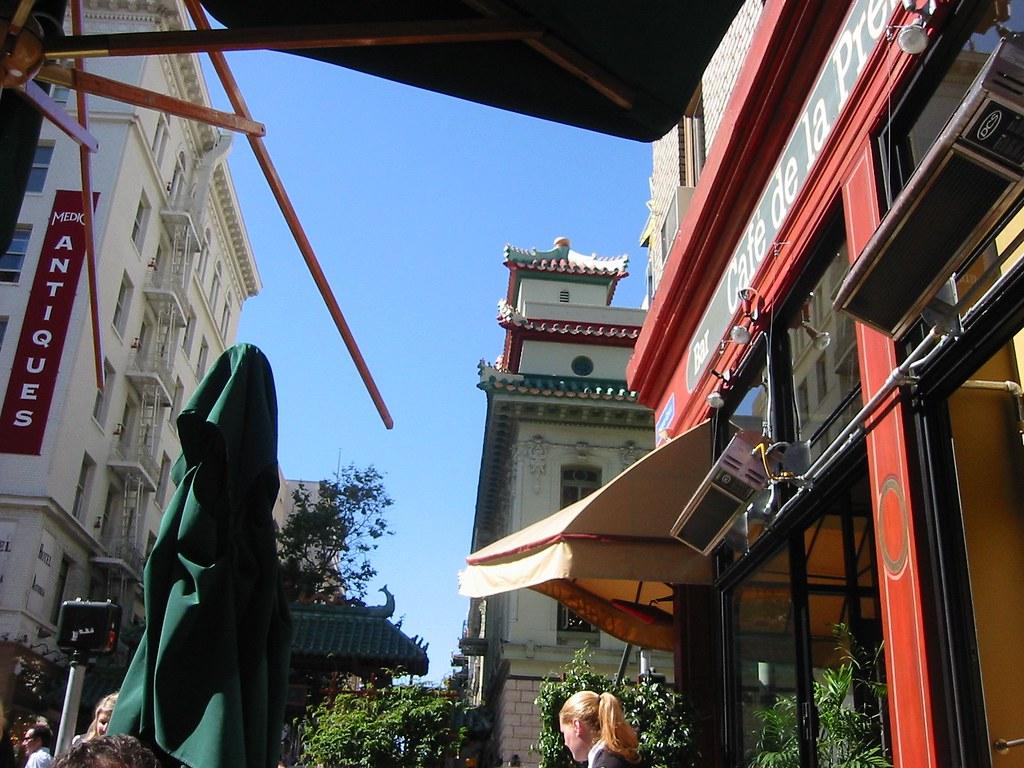 Cafe Bastille Sf Lunch Menu