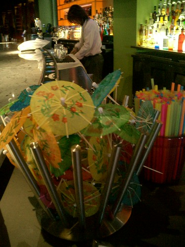 Mai Thai in Dupont Circle - Paper Umbrellas