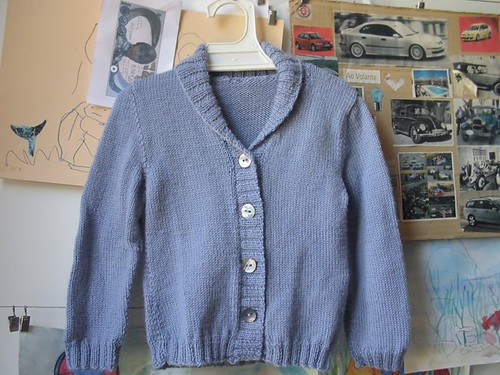 girls cardigan FO