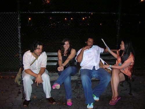 bench crew