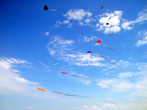 Cara belajar mengendalikan udara (aerokinesis)