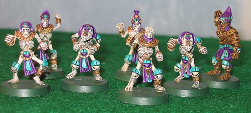 Kehmri BloodBowl Team